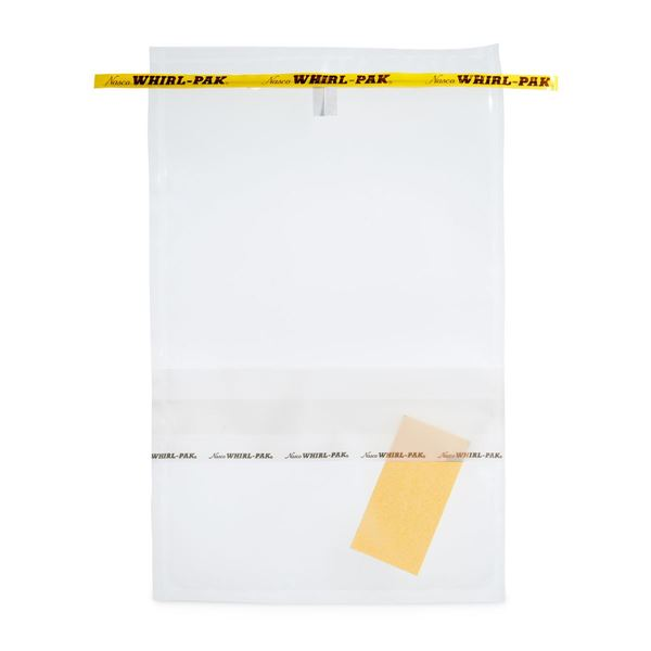 Picture of Whirl-Pak® Speci-Sponge® Environmental Surface Sampling Bags