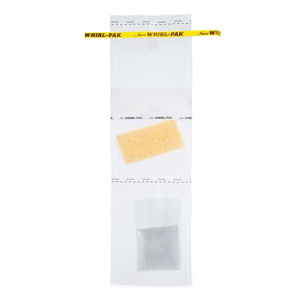 Picture of Whirl-Pak® Hydrated Speci-Sponge® Bags