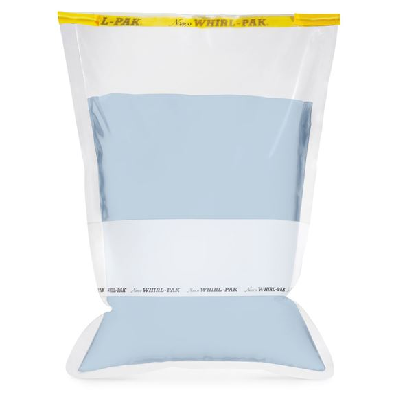 Picture of Whirl-Pak® Flat Wire Bags with Write On Strip 184 oz